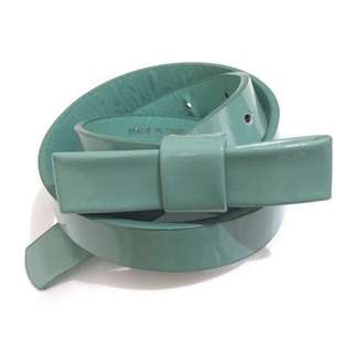 Forever 21 Skinny Belt with Bow