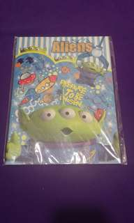 DISNEY TOY STORY NOTEBOOK 32 Pages (27x19cm)