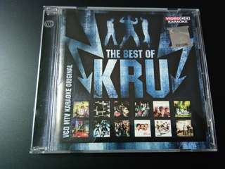 VCD KRU The Best Of KRU