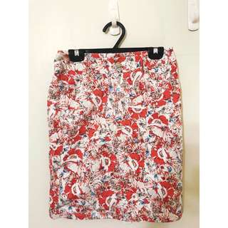 🚚 BOSCH 原價3780。名牌印花裙 歐美風 超級顯瘦的