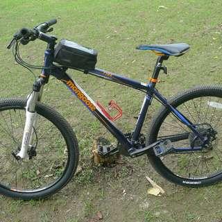 "Mountain Bike Mongoose Tyax MTB 26"""