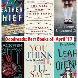 (ebook) Goodreads: Best Books of the Month: April 2018