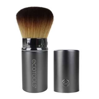 🚚 🔴INSTOCK🔴EcoTools, EcoTools, Retractable Kabuki Brush, 1 Brush