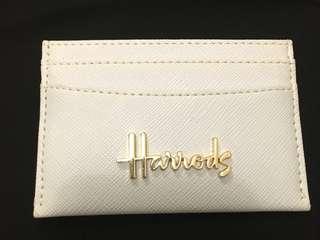 英國牌子Harrods Card Holder