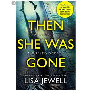 (ebook) Then she was gone