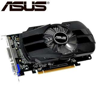 ASUS GTX 750 ti 2gb 750ti gtx750ti gfx graphics card for desktop computer