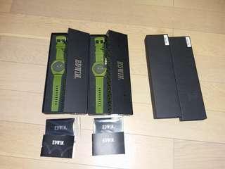 Brand new Edwin watch $40 each
