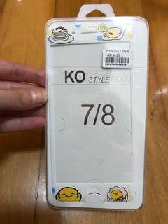 旦黃哥屏幕貼iPhone 7/8 plus