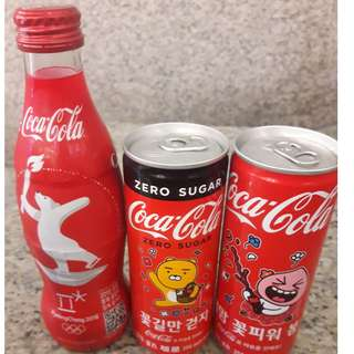 Coca Cola Korean Set