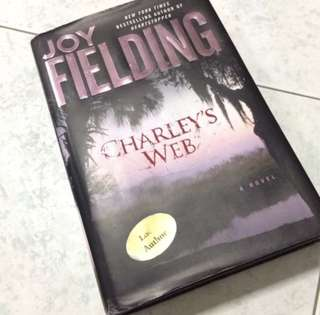 Charley's Web Book - Joy Fielding