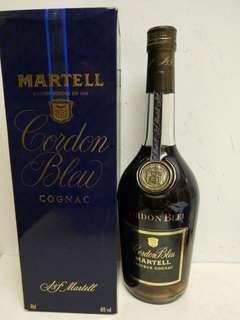Martell Cordon Bleu Cognac 馬爹利藍帶青樽干邑 700ml