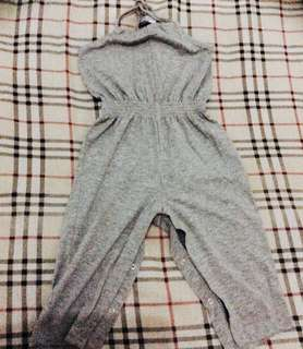 Gingersnaps Grey Jumpsuits - Size 2-3 th Supercute😍❤️