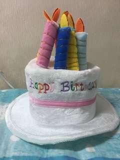 Happy Birthday帽
