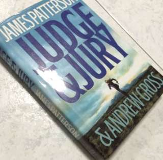 Judge & Jury Book - James Patterson