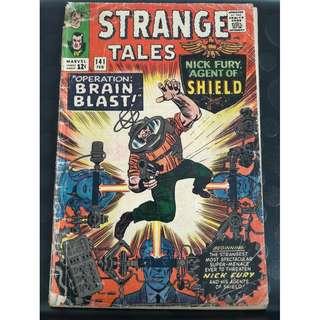 Strange Tales #141 (1st app: Metallo & Fixer)