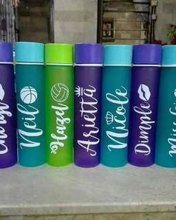 PERSONALIZE TUMBLERS
