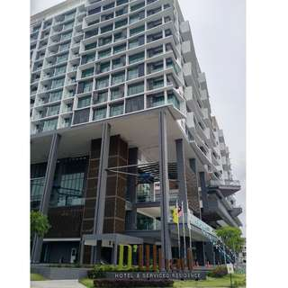 Hotel Voucher[ Studio Room for 2 pax] for D'wharf Hotel & Serviced Residence, Port Dickson