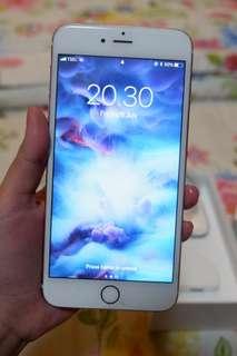 Dijual IPHONE 6S PLUS 64gb ROSEGOLD