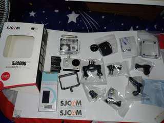 SJ4000 WIFI actionCAM