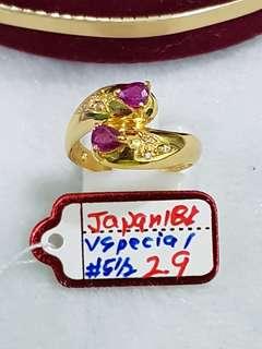 Japan Gold 18k