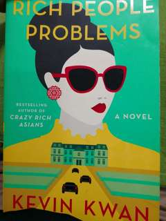 Rich People Problems Novel