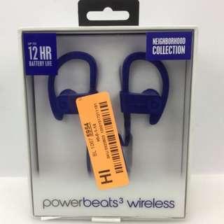 BNIB Beats PowerBeats 3 Wireless