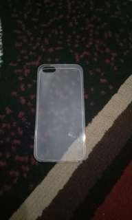 Soft Case iphone 5 transparant