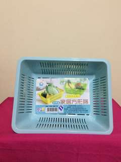 5pcs. Tray Aqua Blue