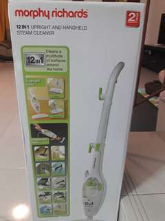 Morphy Richards 12 in 1 steam cleaner