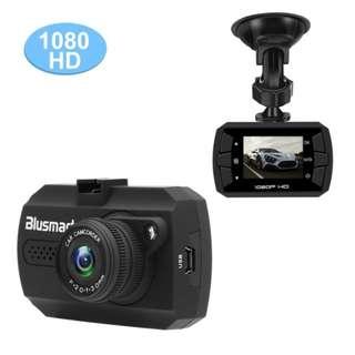 818. Car Dash Cam, Full HD 1080P Vehicle Car DVR with G-Sensor Car Dashboard Black