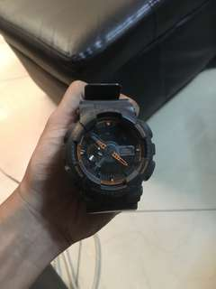 G Shock GA110 Almost New
