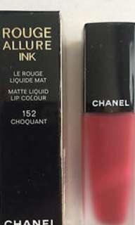 chanel matte lipstick in shade 152