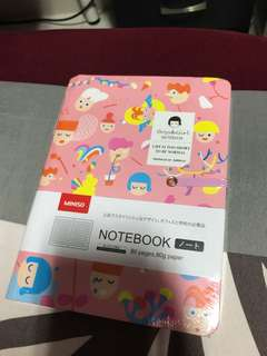 Muniso notebook 80 pages, 80g paper
