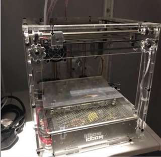 95% new Idbox 3d printer