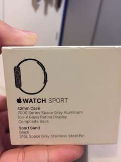 Apple Watch 42 mm first gen