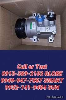 Ford Fiesta ac compressor