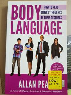 Book: Body language