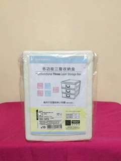 Three Layer Storage Box