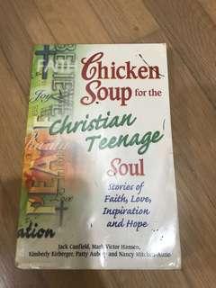 Christian teenage book