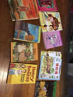 Children' story books