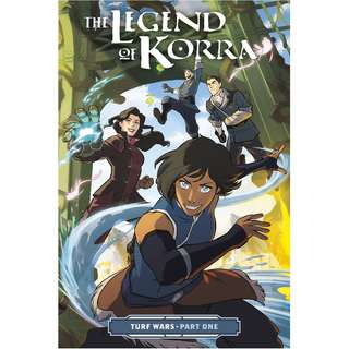 🚚 The Legend Of Korra: Turf Wars Part One & Part Two
