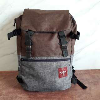 Backpack tas Traveling