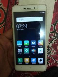 Xiaomi redmi 4a fullset no hf