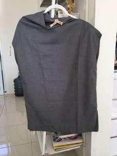 Mima grey top