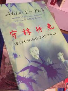 Watching the tree 守株待兔