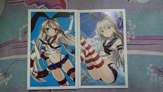 Anime merchandise (various)