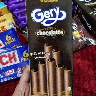 Gery Dark Chocolatos