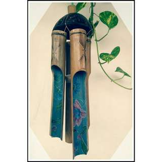 Hand painted Traditional Chimes