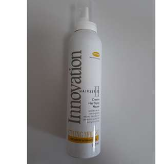 Innovation Hair Styling Mousse Series 2 - Creative  $4