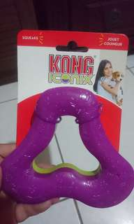 Kong Iconix Ring Dog Toy, Large